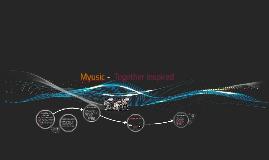 Myusic - Inspired Together