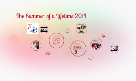 The Summer of a Lifetime 2014