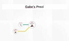 Gabe's Prezi