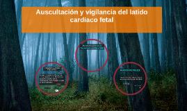 Copy of Auscultación y vigilancia del latido cardiaco fetal