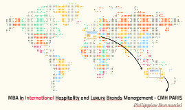 MBA in International Hospitality and Luxury Brands Managamen