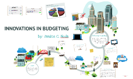 Innovations in Budgeting