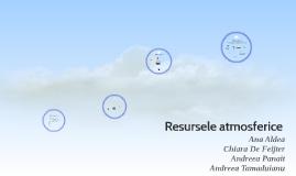 Resursele atmosferice