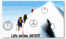 My Journey As An ARTIST