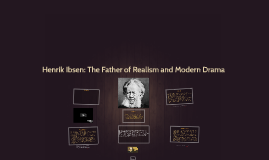 Copy of Henrik Ibsen: The Father of Realism