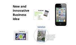 Copy of Entrepreneur Idea