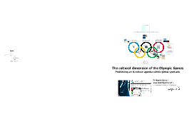 The Cultural Dimension of the Olympic Games