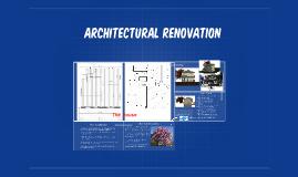 Architectural Renovation