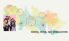 Gender, Media, and Socialization
