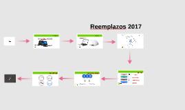 Reemplazos 2017