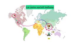 Le caste sociali indiane