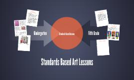 Standards Based Lessons