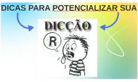 DICAS PARA POTENCIALIZAR