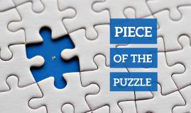 복사본 - Copy of Piece of the Puzzle - Free Prezi Template