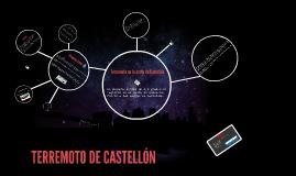 TERREMOTO DE CASTELLON