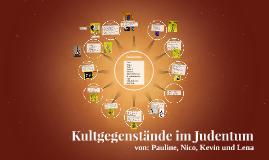 Kultgegenstände im Judentum