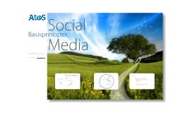 5 minutes: Social Media
