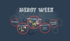 Copy of Mercy Week