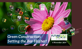 Green Construction FutureBuild 2014