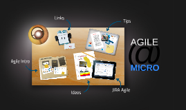 Agile @ MicroDynamics Group