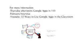 Google Apps For Educators 12/5/2011