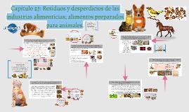 Copy of Capitulo 23: Residuos y desperdicios de las industrias alime