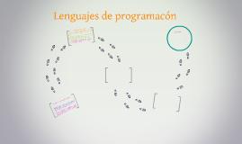 Lenguajes de programacón