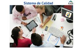 Copy of Inducción Sistema Gestión de Calidad