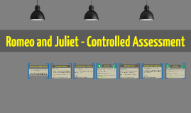 Romeo and Juliet - Controlled Assessment