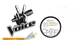 The Voice! KS3: Using language to create an effect