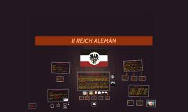 II REICH ALEMÁN