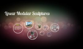 Copy of Modular Linear Sculptures