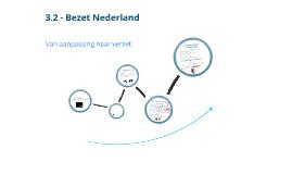 3.2 - Bezet Nederland