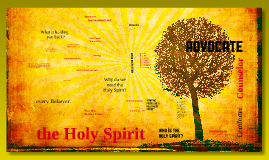Copy of The Holy Spirit
