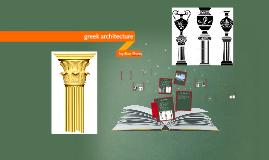 greek arcaticture