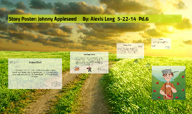 Story Poster: Johnny Appleseed
