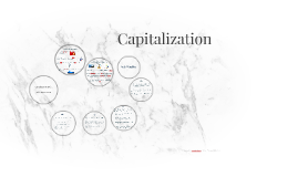 Copy of Capitalization