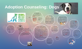 Script for Adoption Counseling Dogs