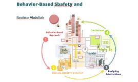 Copy of Behavior-Based Safety