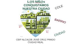 LOS NIÑO@S conquistamos la ciudad