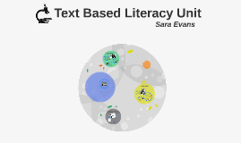 Text Based Literacy Unit