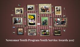 Youth Volunteer Slide Show