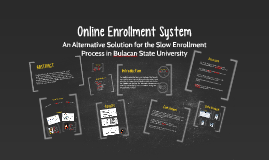Copy of Online Enrollment System