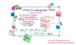 As Normas Técnicas para Transcrição e Edição de Documentos Manuscritos