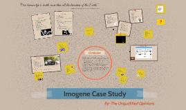 Imogene Case Study