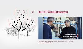Janicki Omniprocessor