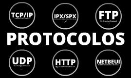 Copy of Protocolos