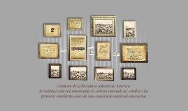 Copy of Contexto de la literatura colonial de América:la sociedad co