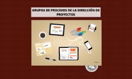 Copy of GRUPO DEL PROCESO DE SEGUIMIENTO Y CONTROL