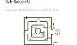Copy of Le Défi Babelio81